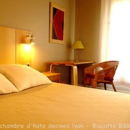 Chambre d\'hote Lyon Est, Bed & Breakfast CléVacances Rhone