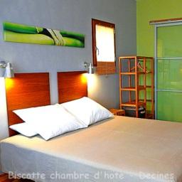 Chambres d\'hôte Décines Lyon Est, Maison d\'hote et Gite Biscotte B&B