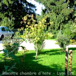 Chambres d\'hôte Décines Lyon Est, Maison d\'hote Biscotte B&B